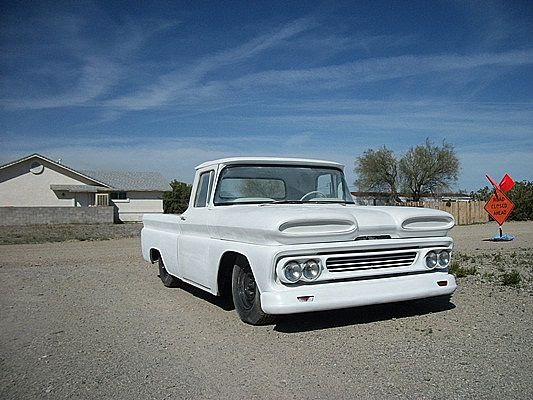 1960 Chevrolet Apache for sale