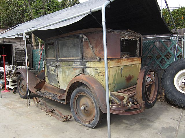 1928 Chevrolet 4 Door for sale