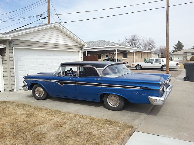 1959 Edsel Pacer for sale