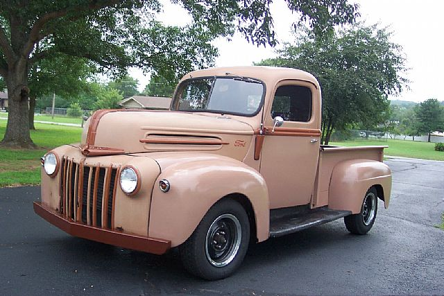 1947 Ford Truck For Sale Craigslist | Autos Post