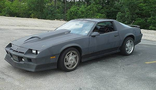 1984 Chevrolet Camaro for sale