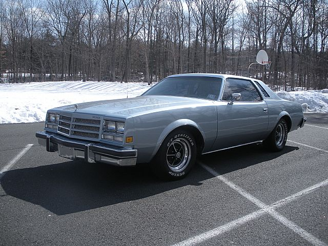 1977 Buick Century for sale