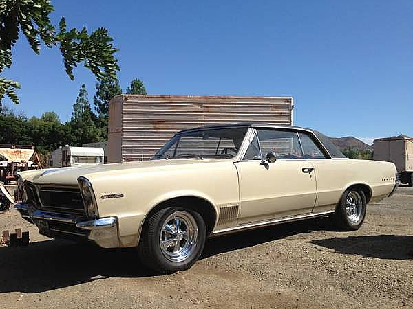 1965 Pontiac LeMans for sale