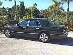 2001 Bentley Red Label Arnage