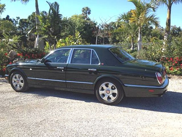 2001 Bentley Red Label Arnage for sale