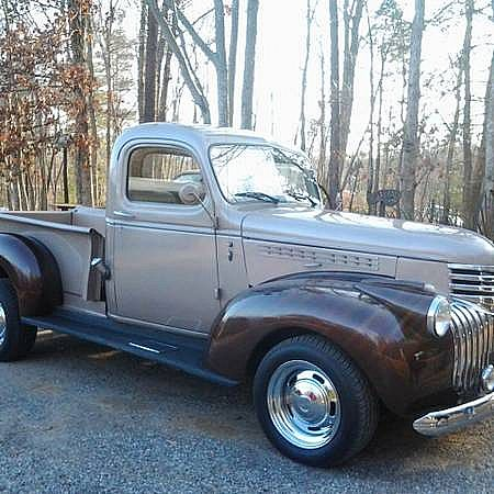1946 Chevrolet 3100 for sale
