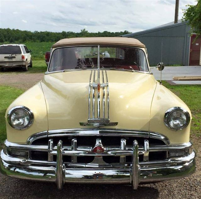 1950 Pontiac Chieftain