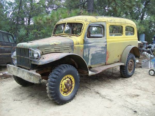 1942 Dodge Carryall