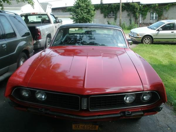 1971 Ford Torino for sale