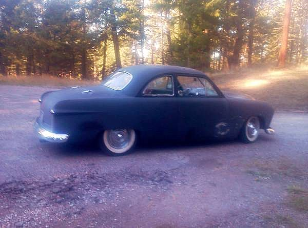 1949 Ford Custom Coupe for sale