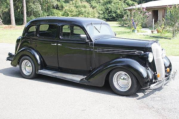 1936 plymouth 4 door sedan for sale cross creek florida for 1936 dodge 4 door sedan