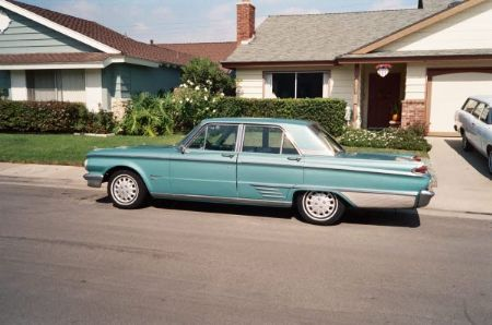 1962 Mercury Meteor for sale