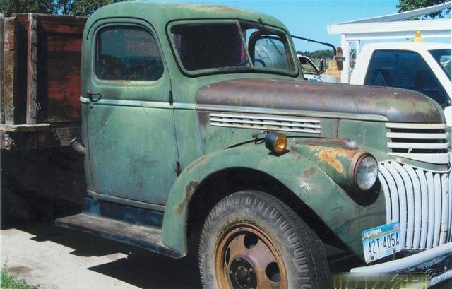 1942 chevrolet 1 1 2 ton truck for sale billings montana. Black Bedroom Furniture Sets. Home Design Ideas