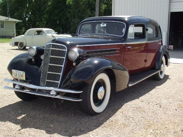 1934 Cadillac 370D for sale
