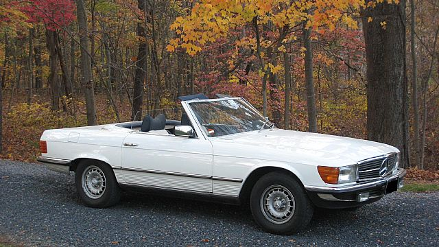 1977 Mercedes 280SL for sale