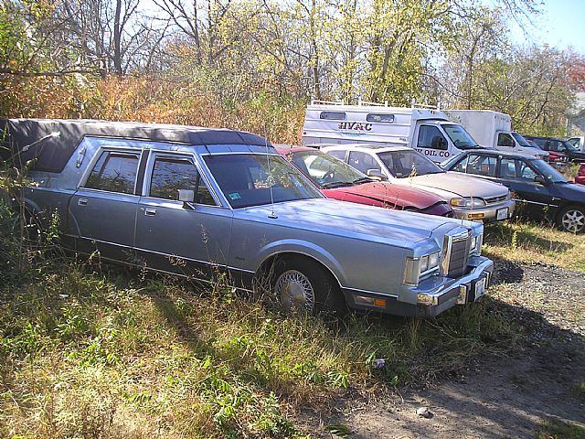 1988 Lincoln Continental for sale
