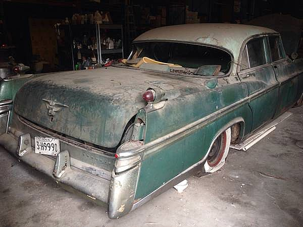 1956 Chrysler Imperial for sale