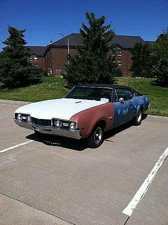 1968 oldsmobile cutlass s for sale rapid city south dakota for Wheel city motors rapid city south dakota