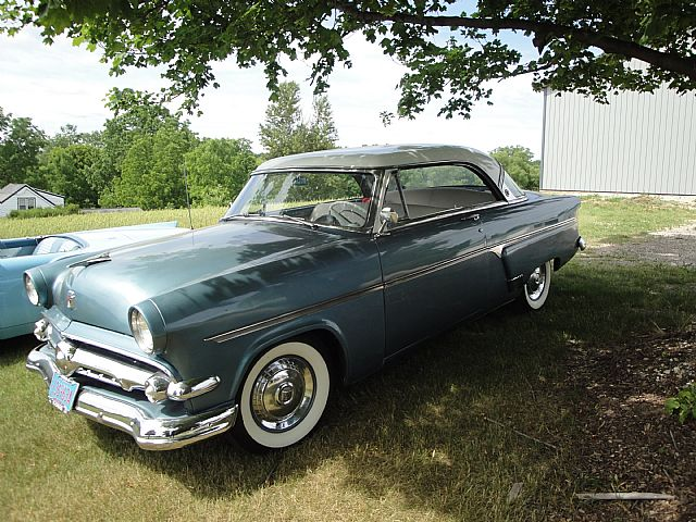 1954 Ford Crestline for sale