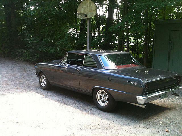 1963 Chevrolet Nova For Sale Keene, New Hampshire