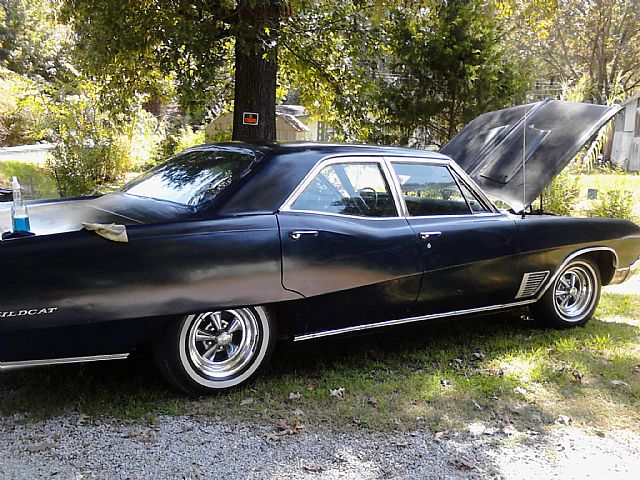 1968 Buick Wildcat for sale