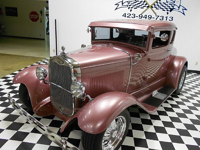 1931 Ford 5 Window Coupe for sale