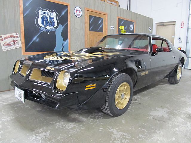 1976 Pontiac Trans Am for sale