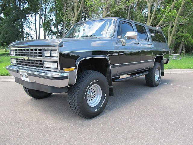 1989 Chevrolet Suburban For Sale Ham Lake Minnesota