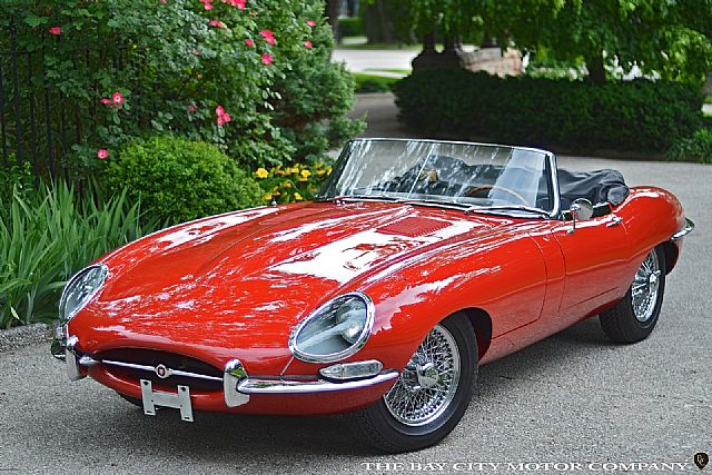 1963 Jaguar XKE for sale