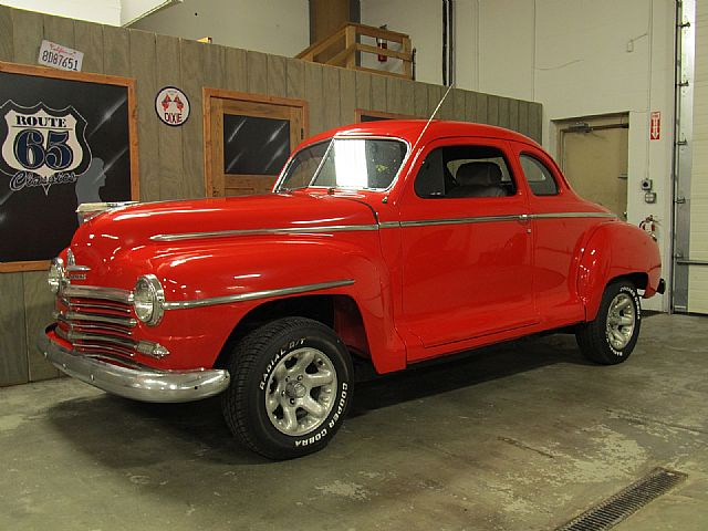 1941 Plymouth 2 Door Coupe for sale