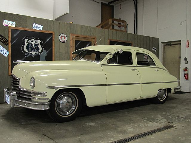 1949 Packard 4 Door Sedan for sale
