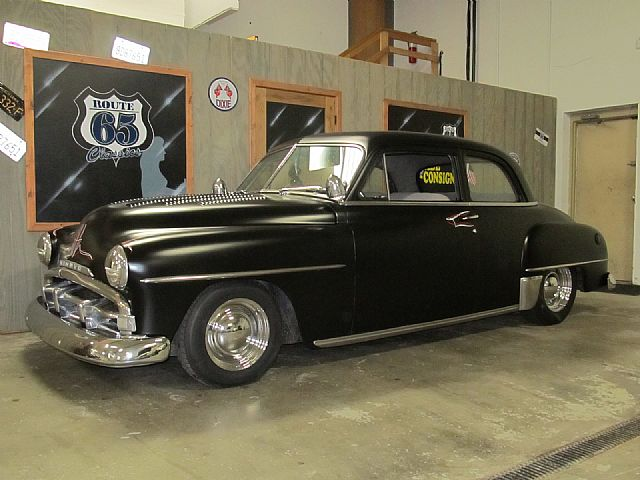 1952 Plymouth 2 Door Coupe for sale