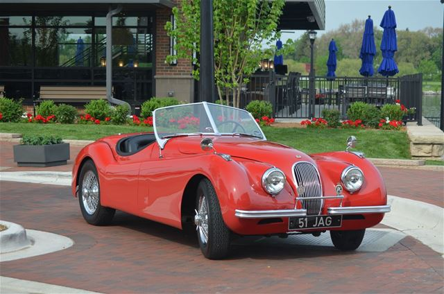 1951 Jaguar XK120 for sale