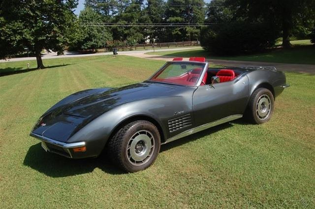 1970 chevrolet corvette stingray for sale in tyrone georgia 30290. Cars Review. Best American Auto & Cars Review