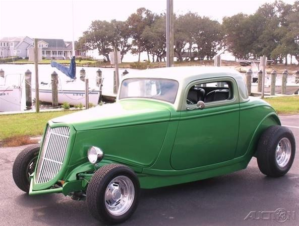 1934 Ford 2S