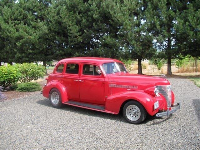 1939 chevrolet master deluxe for sale salem oregon for 1939 chevrolet master deluxe 4 door sedan