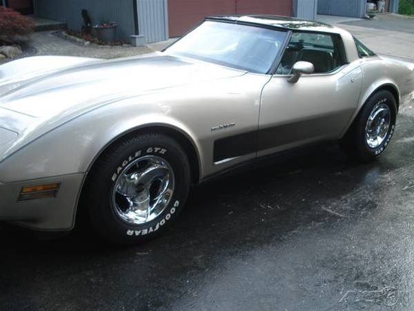 1982 chevrolet corvette for sale madison heights michigan. Cars Review. Best American Auto & Cars Review