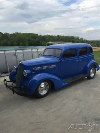 1935 Plymouth Sedan