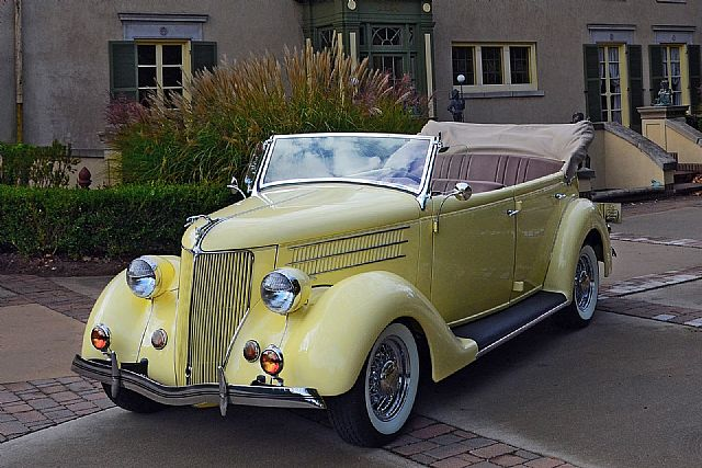 1936 Ford Model 68 for sale