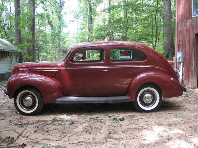 1939 Chevrolet Deluxe for sale
