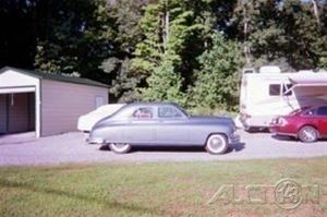 1948 Packard Super Eight