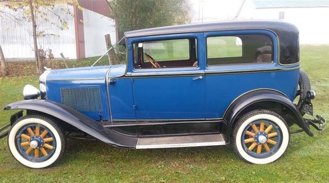 Pontiac big six for sale classic big sixs collector car ads for 1930 pontiac 4 door sedan
