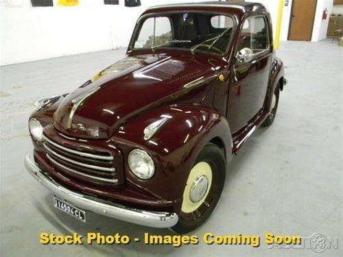 1952 Fiat 500C for sale