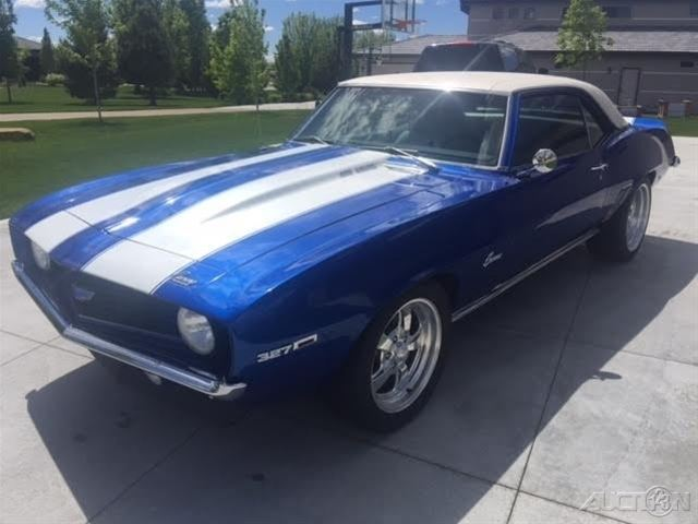 1969 chevrolet camaro for sale meridian idaho. Cars Review. Best American Auto & Cars Review