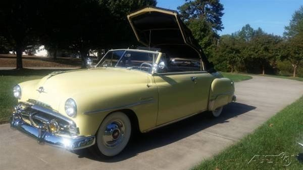 1952 Plymouth Cranbrook