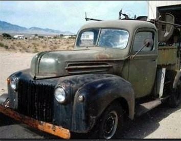 1947 Ford Utility