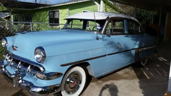 1954 Chevrolet Bel Air for sale