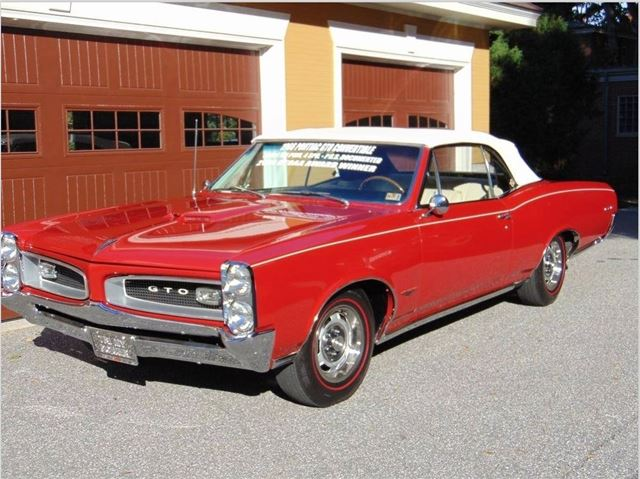 1966 Pontiac GTO for sale