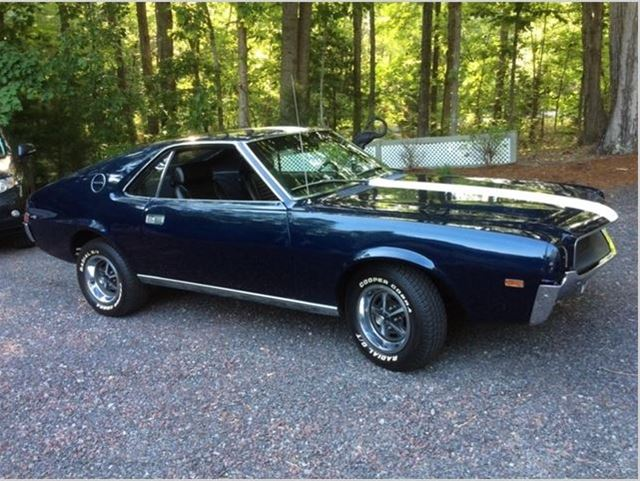 1969 amc amx for sale louisa virginia. Black Bedroom Furniture Sets. Home Design Ideas