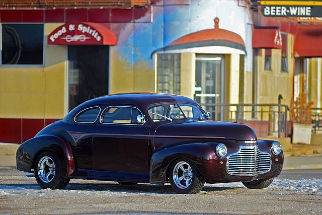 1941 Chevrolet Hot Rod for sale